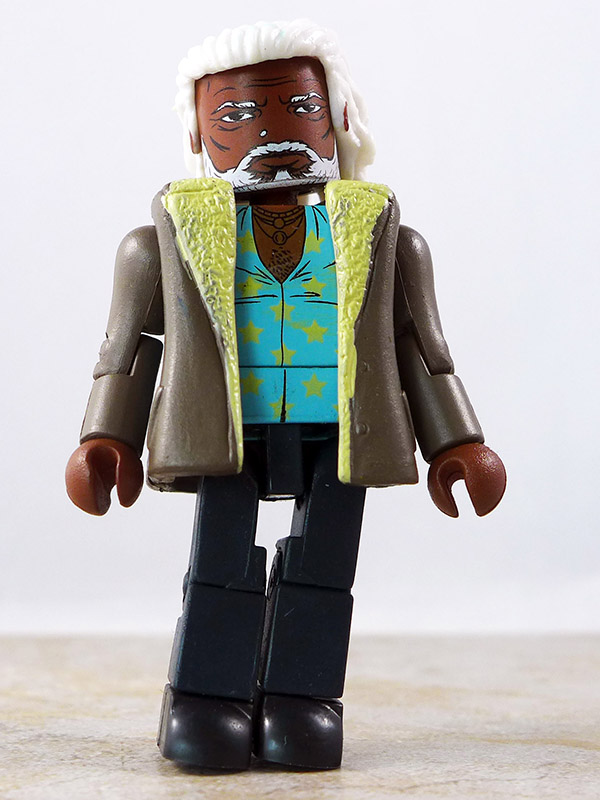 Ezekiel Partial Loose Minimate (Walking Dead TRU Wave 7)