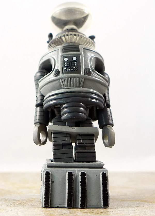 Robot B-9 (B&W) Loose Minimate (Lost in Space 2013 SDCC Exclusive Two Pack)