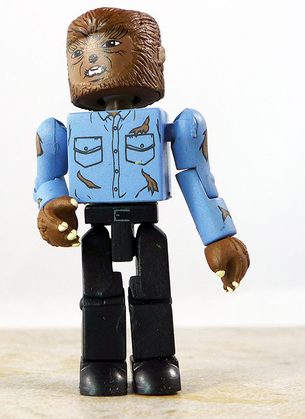The Wolf Man Loose Minimate (The Wolf Man Box Set)