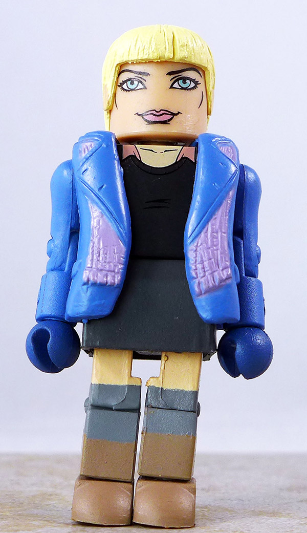 Gwen Stacy Partial Loose Minimate (Marvel Amazing Spider-Man 2 TRU Two Packs)