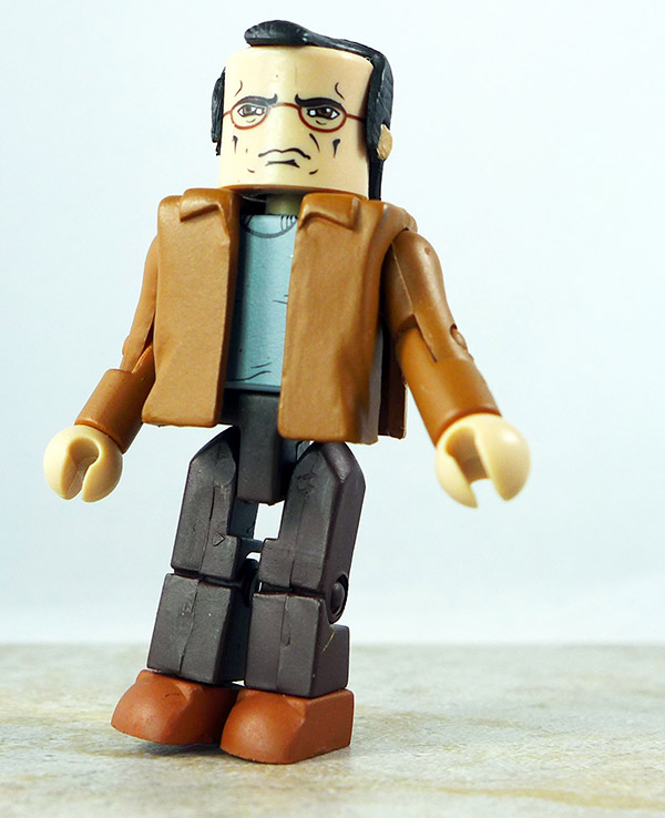 Andre Drazen Partial Loose Minimate (24 Previews Exclusive Two Pack)