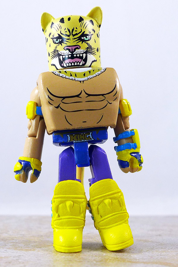 King Loose Minimate (Street Fight X Tekken Series 1)