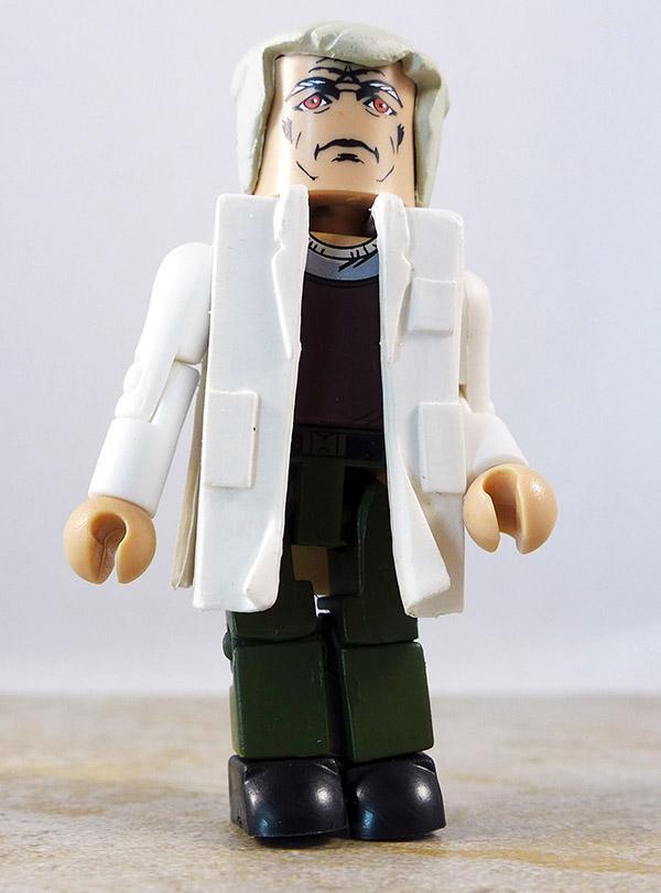 Doc Cottle Partial Loose Minimate (Battlestar Galactica Wave 4)