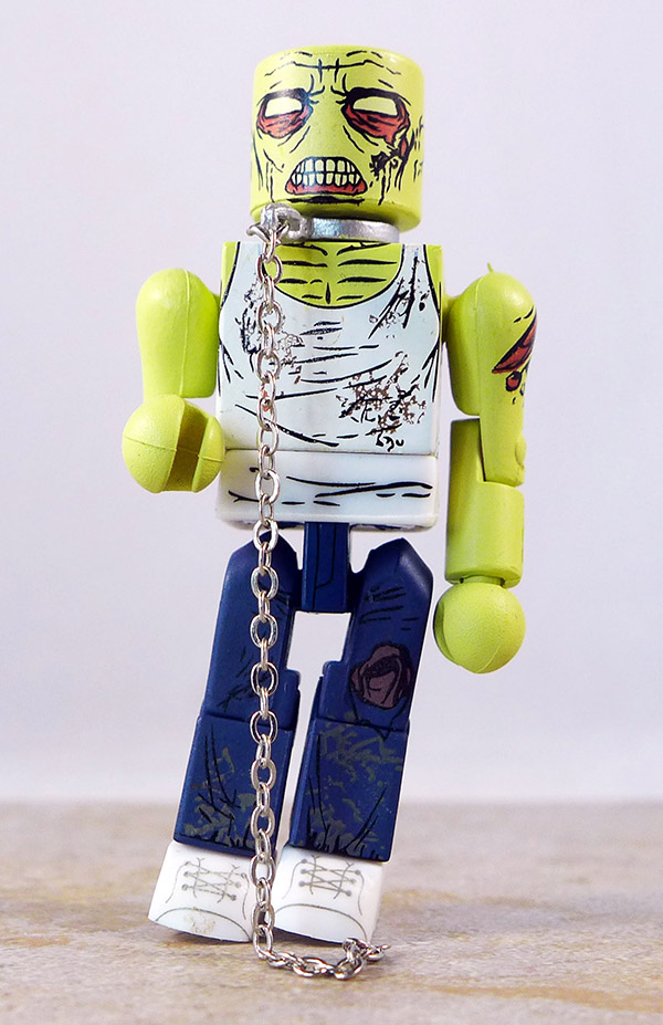 Thug Zombie Partial Loose Minimate (Walking Dead TRU Wave 7)