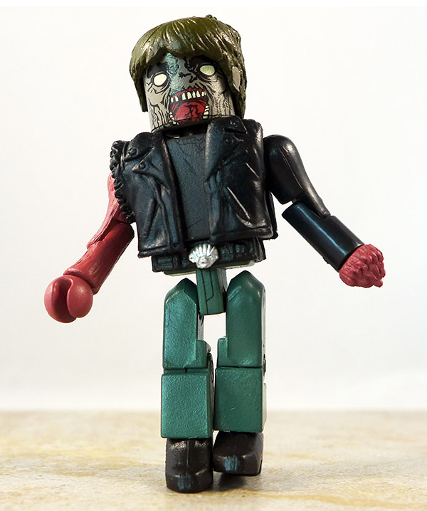 Biker Zombie Loose Minimate (Walking Dead TRU Wave 4)