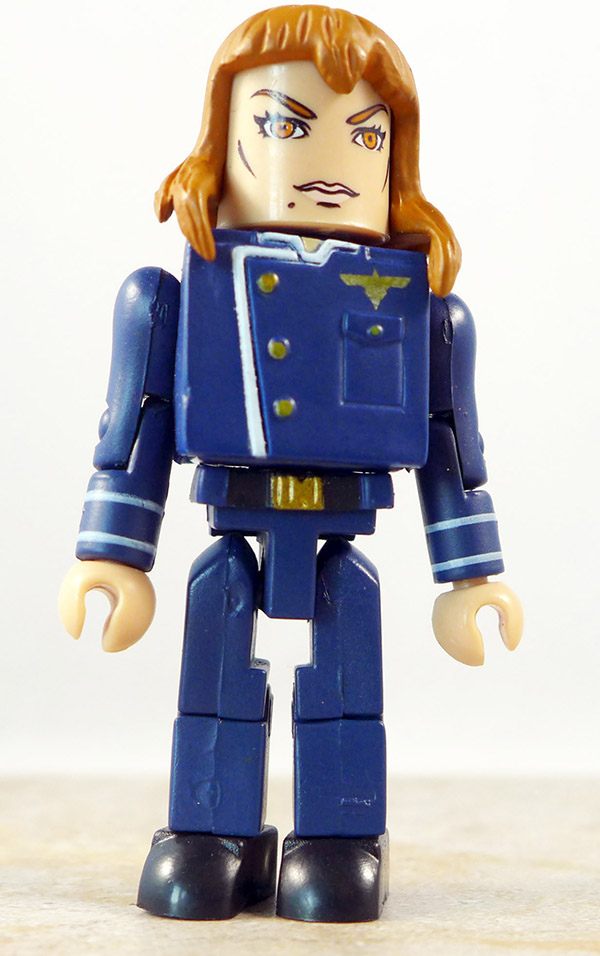 Admiral Cain Partial Loose Minimate (Battlestar Galactica Wave 1)