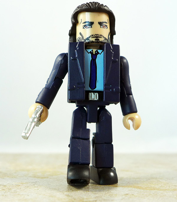 Vice President Baltar Custom Loose Minimate (Battlestar Galactica Wave 2)