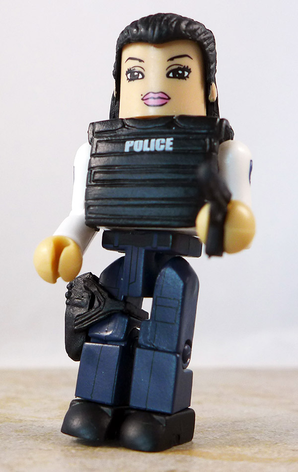 Police Captain Custom Loose Minimate (Marvel Amazing Spider-Man TRU Two Packs)