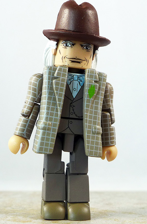 Festival Doc Partial Loose Minimate (Back to the Future Return to Hill Valley Box Set)