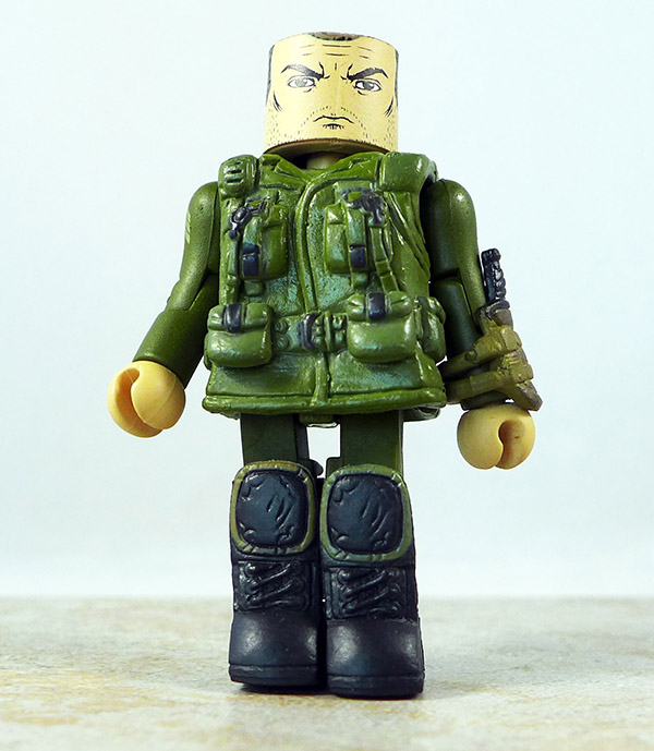 Nathan Hale Partial Loose Minimate (Playstation TRU Wave 1)
