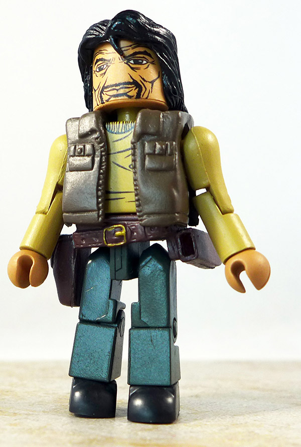 The Governor Partial Loose Minimate (Walking Dead Wave 4)