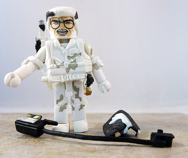 Gooey Egon Spengler Loose Minimate (Ghostbusters Box Set 3)