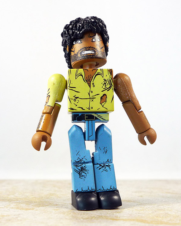 Survivor Morgan Partial Loose Minimate (Walking Dead Wave 5)