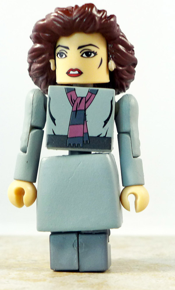 Dana Barrett Partial Loose Minimate (Ghostbusters We're Ready to Believe You! Box Set)