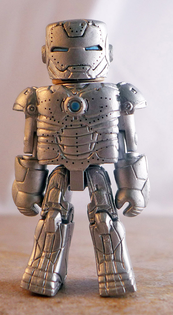 Mark II Iron Man Partial Loose Minimate (Marvel Wave 21)