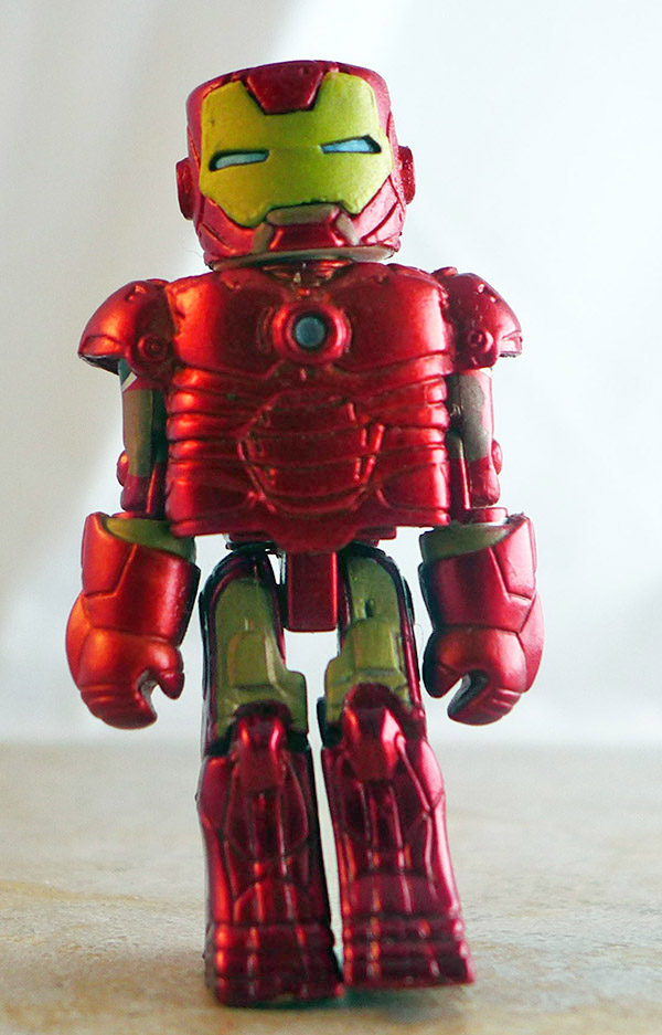 Mark III Iron Man Partial Loose Minimate (Marvel Wave 21)