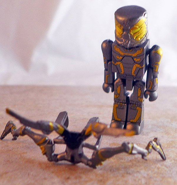 Yellowjacket Loose Minimate (Marvel Ant-Man Movie Box Set)