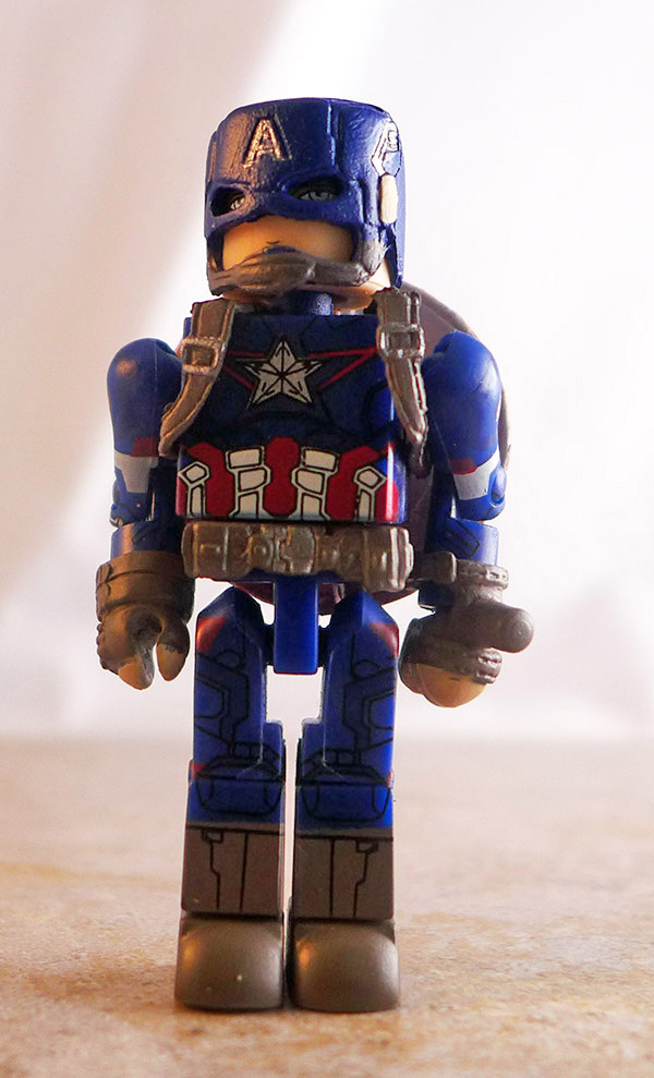 Age of Ultron Captain America Partial Loose Minimate (Marvel Wave 61)