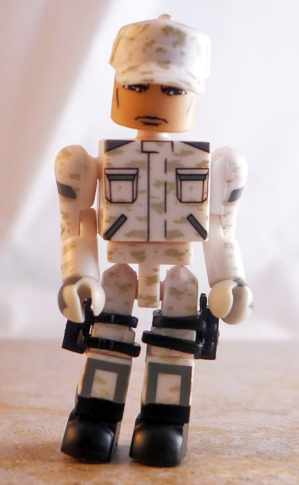 Hydra Trooper Partial Loose Minimate (Marvel Wave 63)