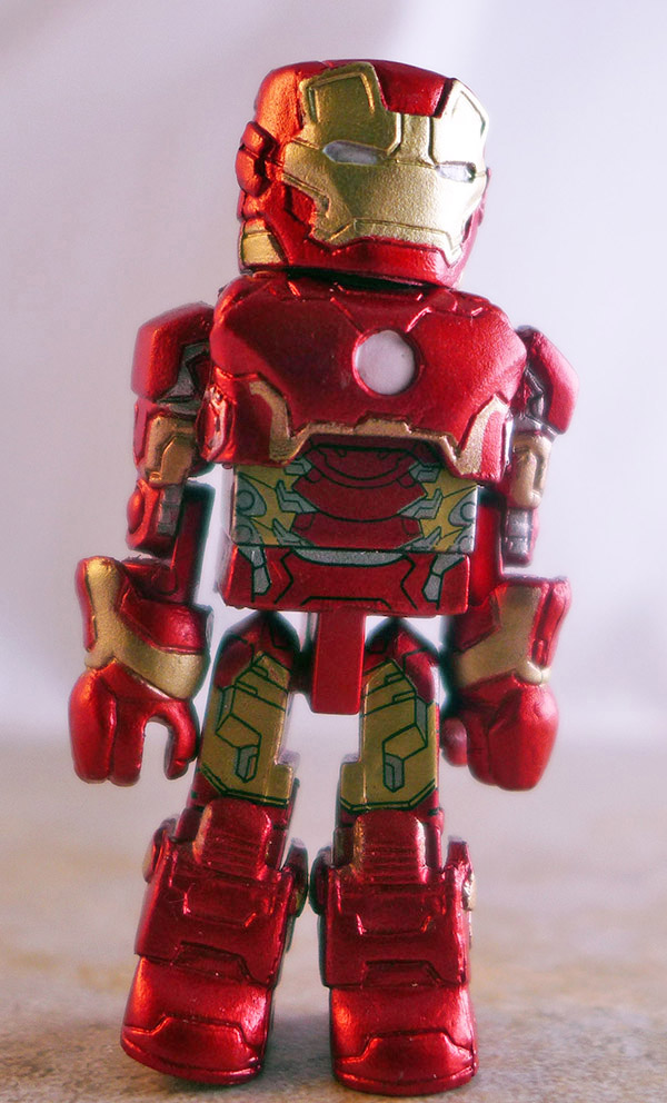 Mark XLIII Iron Man Partial Loose Minimate (Marvel Wave 61)