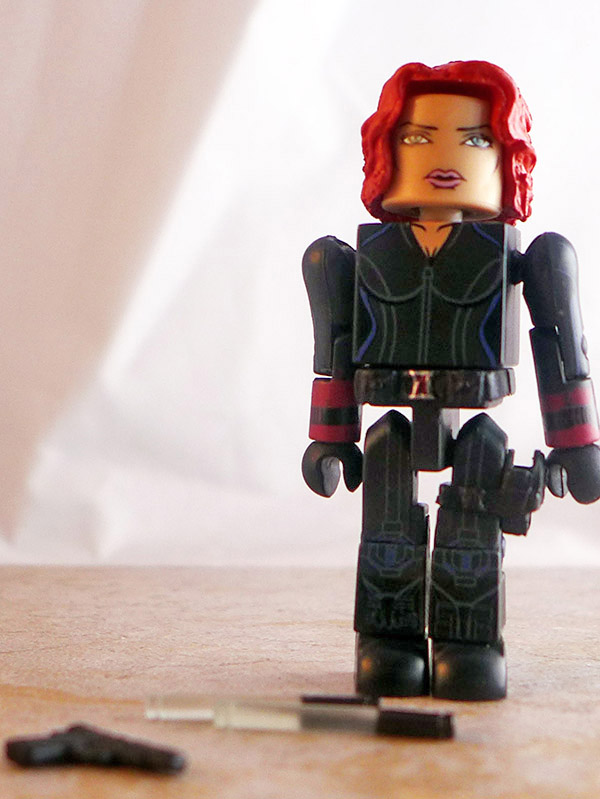 Age of Ultron Black Widow Loose Minimate (Marvel Wave 61)