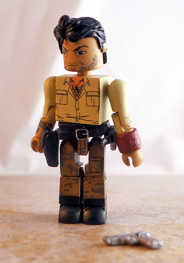 Ulysses Klaue Loose Minimate (Marvel Wave 63)