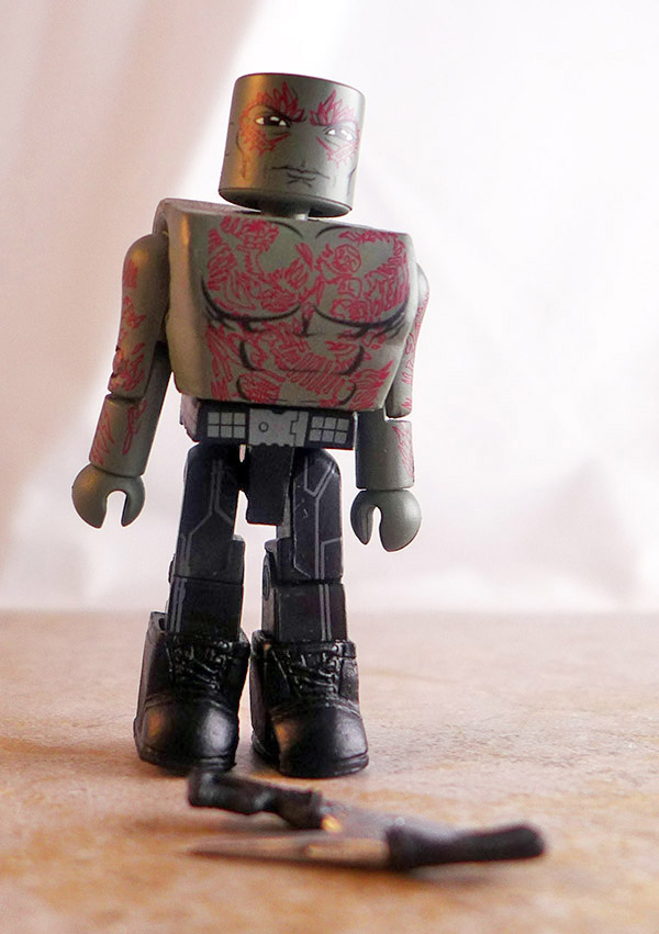 Drax Loose Minimate (Marvel Wave 57)