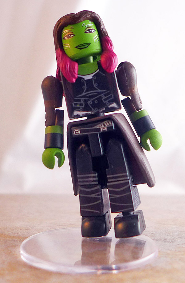 Gamora Partial Loose Minimate (Marvel Wave 71)