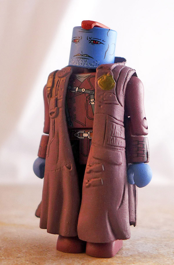 Yondu Loose Minimate (Marvel Guardians of the Galaxy TRU Two Packs)