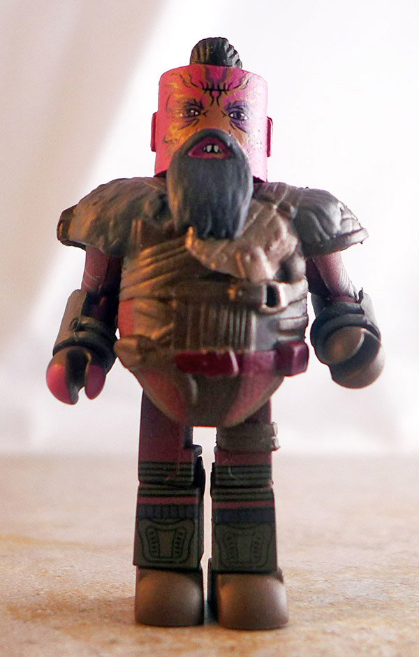 Taserface Partial Loose Minimate (Marvel Wave 71)