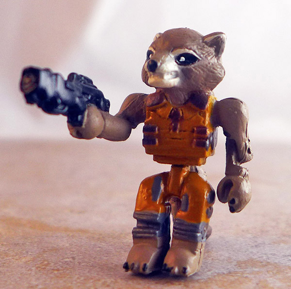 Rocket Raccoon Loose Minimate (Marvel Wave 57)