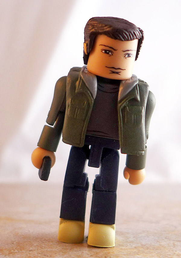Peter Parker Partial Loose Minimate (Marvel Wave 73)
