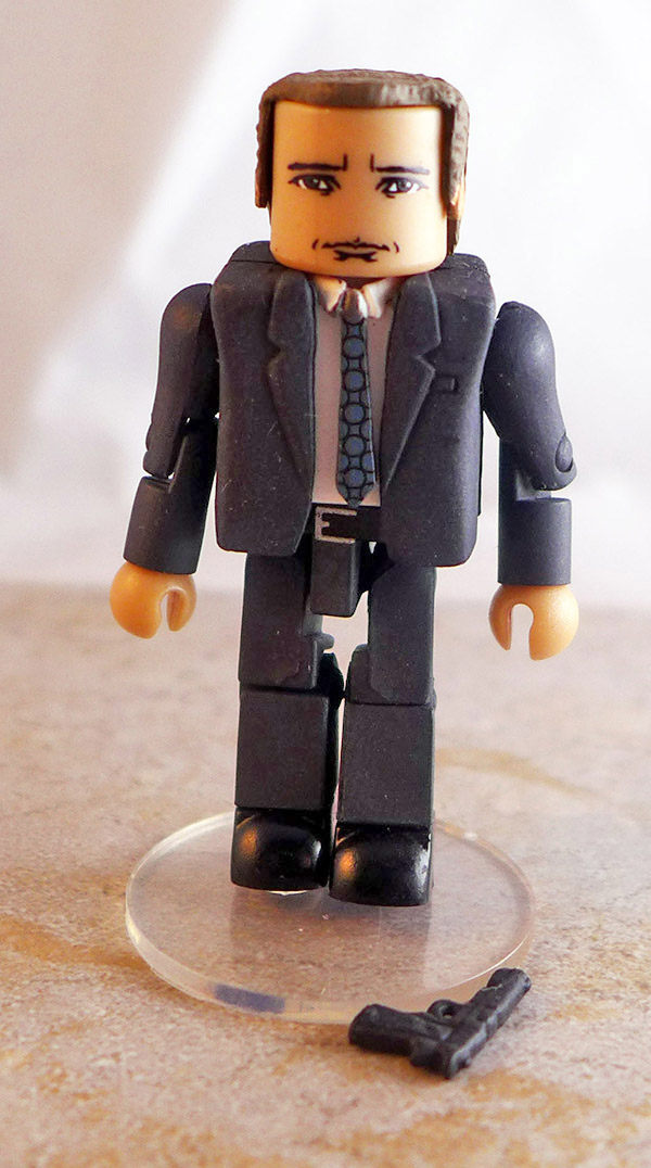 Phil Coulson Partial Loose Minimate (Marvel Walgreens Captain Marvel Two Packs)