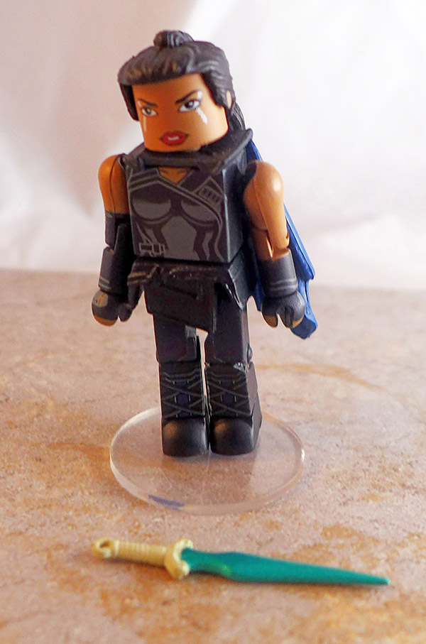 Valkyrie Partial Loose Minimate (Marvel TRU Thor: Ragnarok Two Packs)