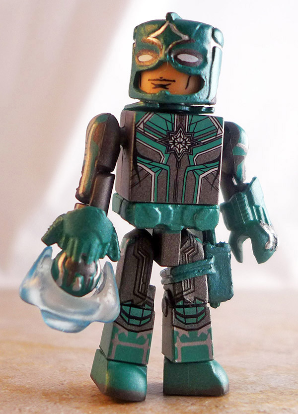 Yon-Rogg Partial Loose Minimate (Marvel Walgreens Captain Marvel Two Packs)
