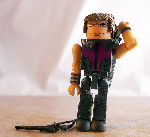 Hawkeye Partial Loose Minimate (Marvel TRU Avengers Two Packs)