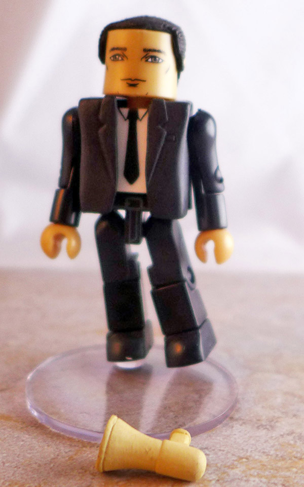 Agent Coulson Partial Loose Minimate (Marvel Wave 39)