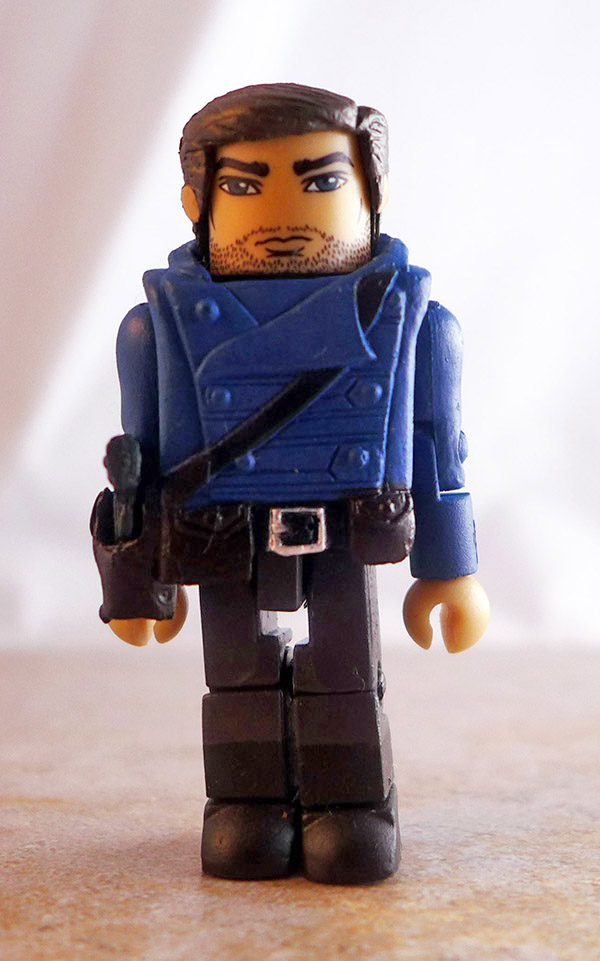 Bucky Partial Loose Minimate (Marvel Wave 40)