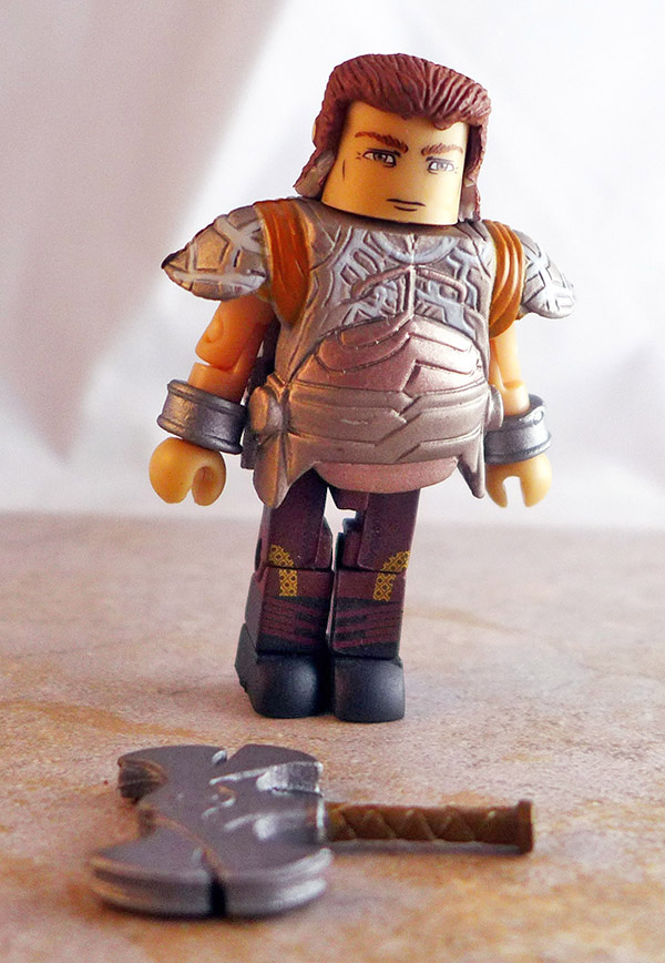 Volstagg Custom Loose Minimate (Marvel TRU Thor Two Packs)