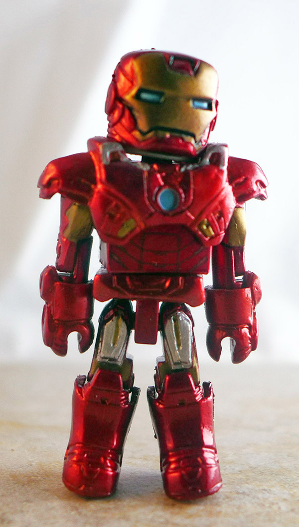 Iron Man Partial Loose Minimate (Marvel Wave 45)