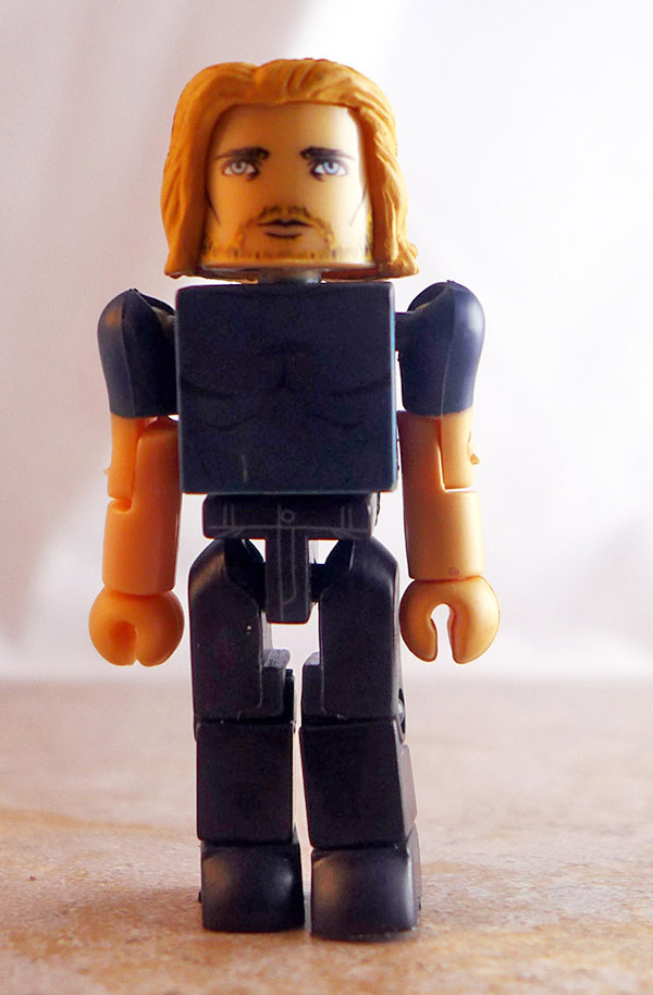 Civilian Thor Partial Loose Minimate (Marvel TRU Thor Two Packs)