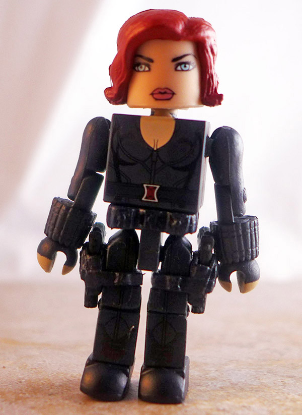 Black Widow Loose Minimate (Marvel TRU Avengers Two Packs)