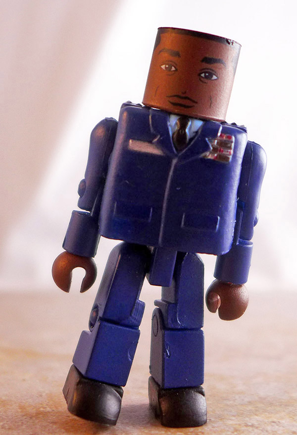 Lt. Colonel James Rhodes Loose Minimate (Marvel TRU Iron Man 2 Wave 2 )