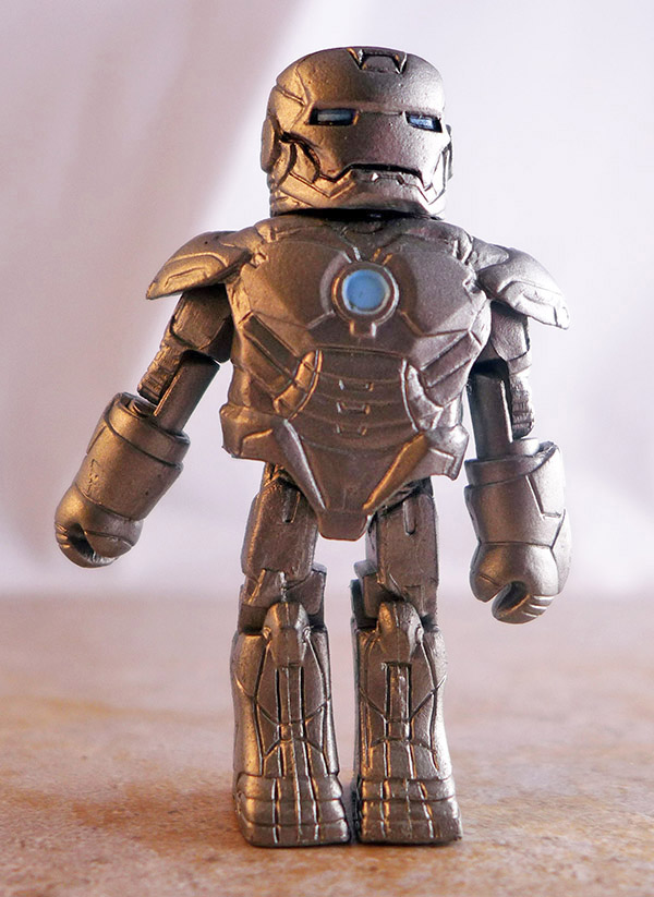 JamesRhodes in MK II Armor Partial Loose Minimate (Marvel TRU Iron Man 2 Wave 2)