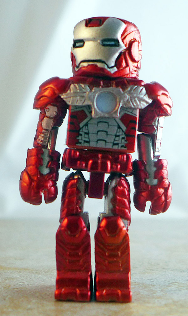 Mark V Iron Man Partial Loose Minimate (Marvel Wave 35)