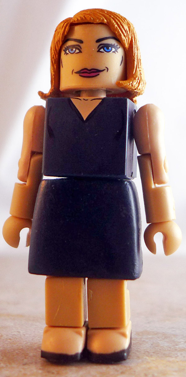 Pepper Potts Loose Minimate (Marvel Wave 35)