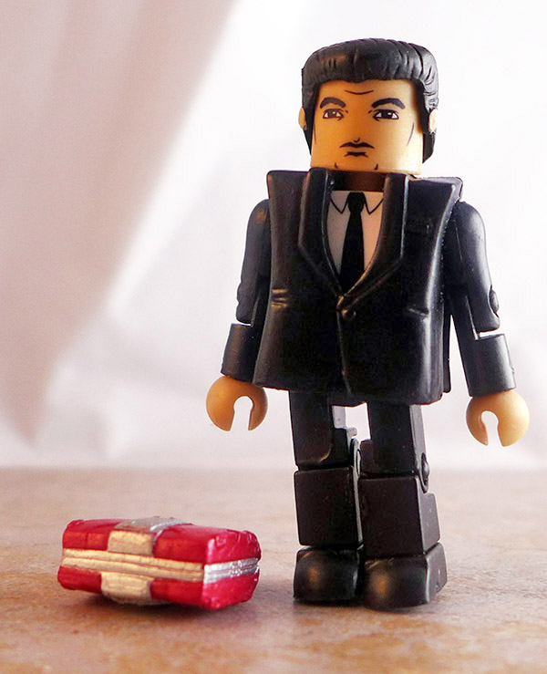 Happy Hogan Partial Loose Minimate (Marvel Wave 35)