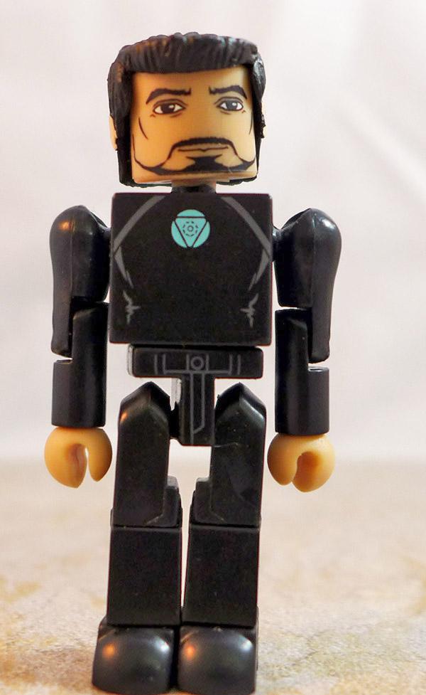 Tony Stark Loose Minimate (Marvel Iron Man Hall of Armor Box Set)