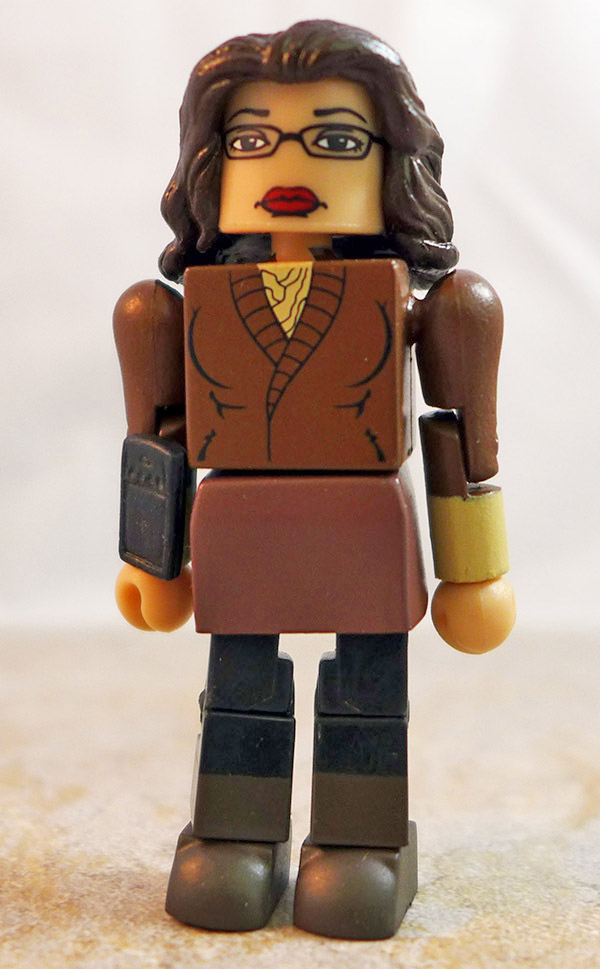 Darcy Lewis Partial Loose Minimate (Marvel Wave 53)
