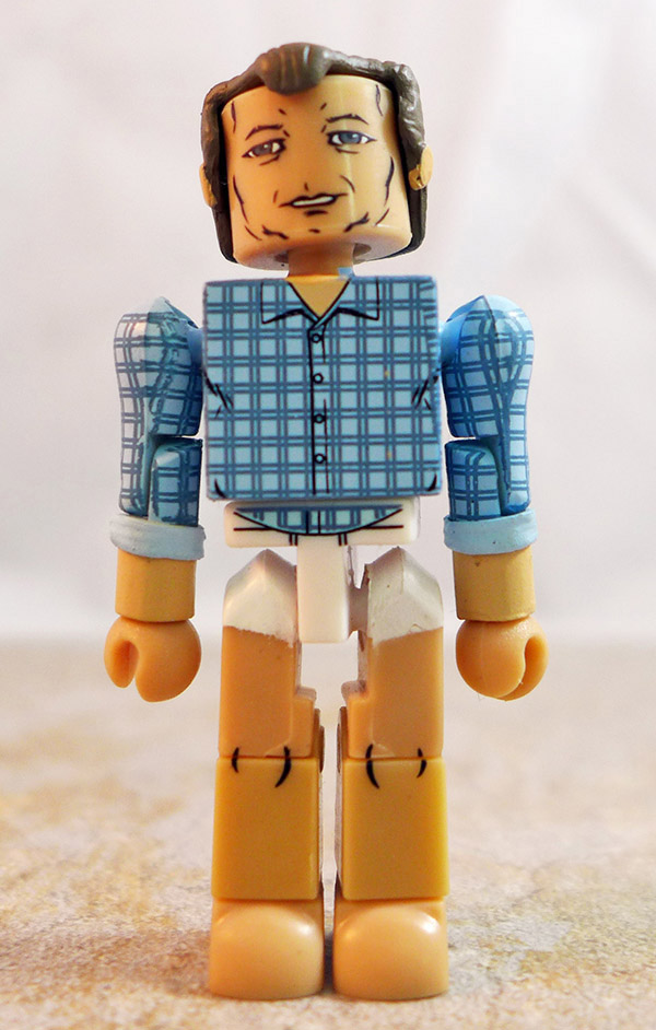 Dr. Erik Selvig Partial Loose Minimate (Marvel Wave 53)